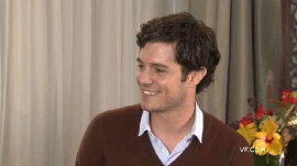 "Adam Brody on ""Damsels in Distress"" and ""The Oranges"""