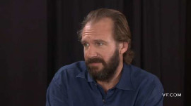 "Ralph Fiennes on ""Coriolanus"""