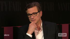 "Colin Firth on ""Devil's Knot"""