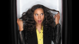 "Jurnee Smollett-Bell Talks About ""True Blood"" and Tyler Perry"