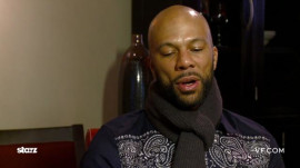 "Common on ""Luv"""