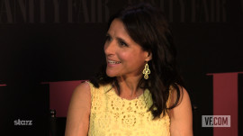 "Julia Louis-Dreyfus on ""Enough Said"""