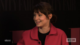 "Mia Wasikowska on ""The Double,"" ""Only Lovers Left Alive,"" & ""Tracks"""