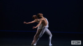 Dancers Tiler Peck and Robert Fairchild on Their Choreographed Romance