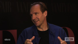 "Ralph Fiennes on ""The Invisible Woman"""