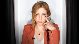 "Actress Rachelle Lefevre Talks About Her ""Twilight"" Success"