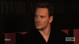 "Michael Fassbender on ""12 Years a Slave"""