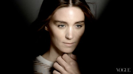 Behind the Scenes of Rooney Mara's February 2013 Cover Shoot