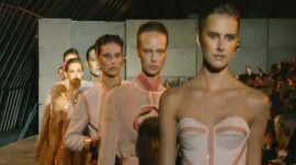 Richard Nicoll Video Spring 2011