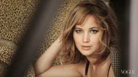 Behind the Scenes with Jennifer Lawrence on Her September Cover Shoot