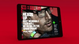 WIRED January 2014 Issue: Wearing the Future