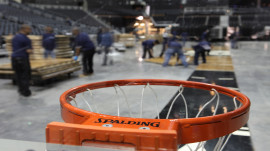 Barclays Center Part 3: The Conversion Crew That Transforms the Venue for Events