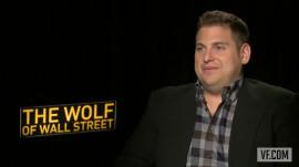 "Jonah Hill Had to Watch ""The Simpsons"" to Get Over Filming ""The Wolf of Wall Street"""
