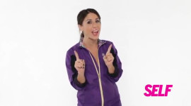 10 Busy-Girl Buffer Moves from Soleil Moon Frye and Her Trainer
