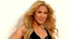 Shakira's SELF Cover Shoot