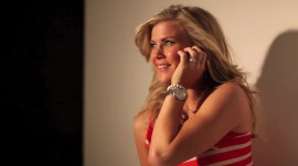 Alison Sweeney's 2011 SELF Cover Shoot