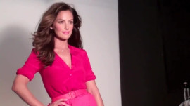 Minka Kelly's SELF Cover Shoot