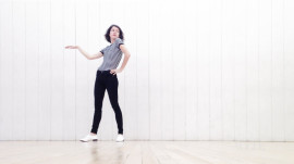 "Learn How to Do Lena Dunham's ""The Cover Girl"" Dance"