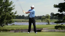 Jason Dufner: Shoulder Turn