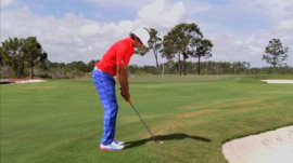 Rickie Fowler: Hit Half-Wedge Shots