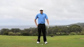 Nick Watney: Hitting Short Irons