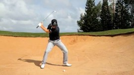 Ben Crane: The Long Bunker Shot
