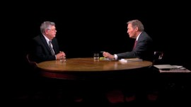 Ron Whitten Talks Architecture with Charlie Rose