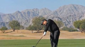 Scott Stallings' Golf Swing