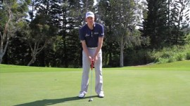 Nick Watney: My Putting Drill