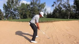 Aaron Baddeley: The Greenside Bunker Shot