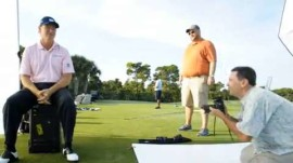 Behind the Scenes with Ernie Els