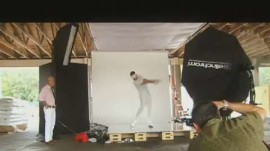 Behind The Scenes with Ian Poulter
