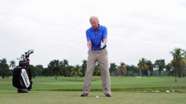 Jim McLean: The Slap Drill