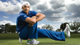 Behind the Scenes: Dustin Johnson