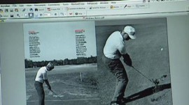 Making an Instruction Article with Jack Nicklaus