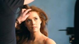Amy Adams's Cover Shoot