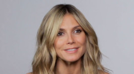 Heidi Klum's 2012 Cover Shoot