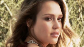 Jessica Alba's Cover Shoot
