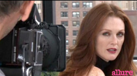 Julianne Moore's Cover Shoot