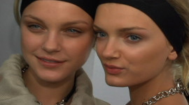 Allure Backstage Beauty: Nude Lips, Spring 2007