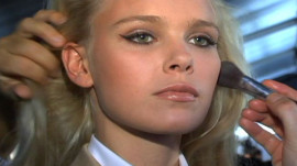 Allure Backstage Beauty: Contoured Cheeks, Spring 2007