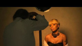 Mary J. Blige's Cover Shoot