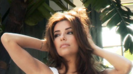 Eva Longoria's Cover Shoot