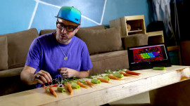 Makey Makey: Making a Better World…One Carrot Keyboard at a Time