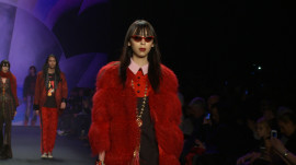 Anna Sui Fall 2014 Ready-to-Wear