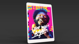 Love Music Again: The WIRED Music Issue featuring Ahmir 'Questlove' Thompson