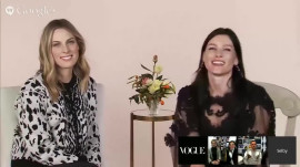 Tabitha Simmons, Veronica Beard, and Tim Coppens - Google Hangout EP 4