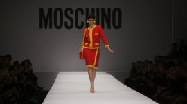 Moschino Fall 2014 Ready-to-Wear