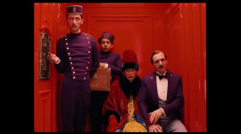 Check in to The Grand Budapest Hotel