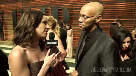 12 Years a Slave Screenwriter John Ridley at the 2014 V.F. Academy Awards Party